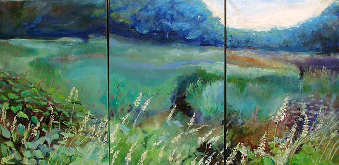 Zuzana Ballaschová - Triptych
