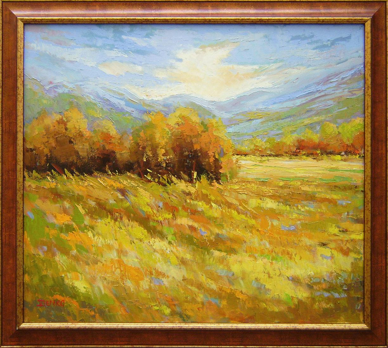 Ladislav Demko - Jesenná krajina