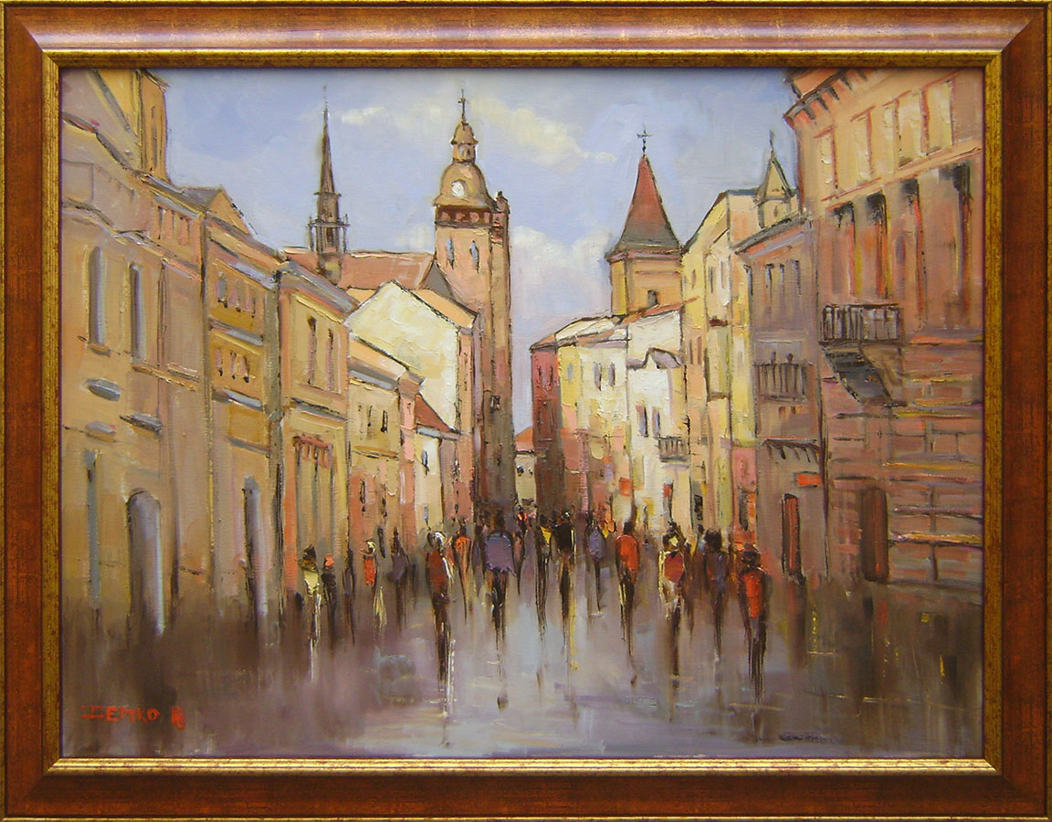 Ladislav Demko - Dóm z Mlynskej