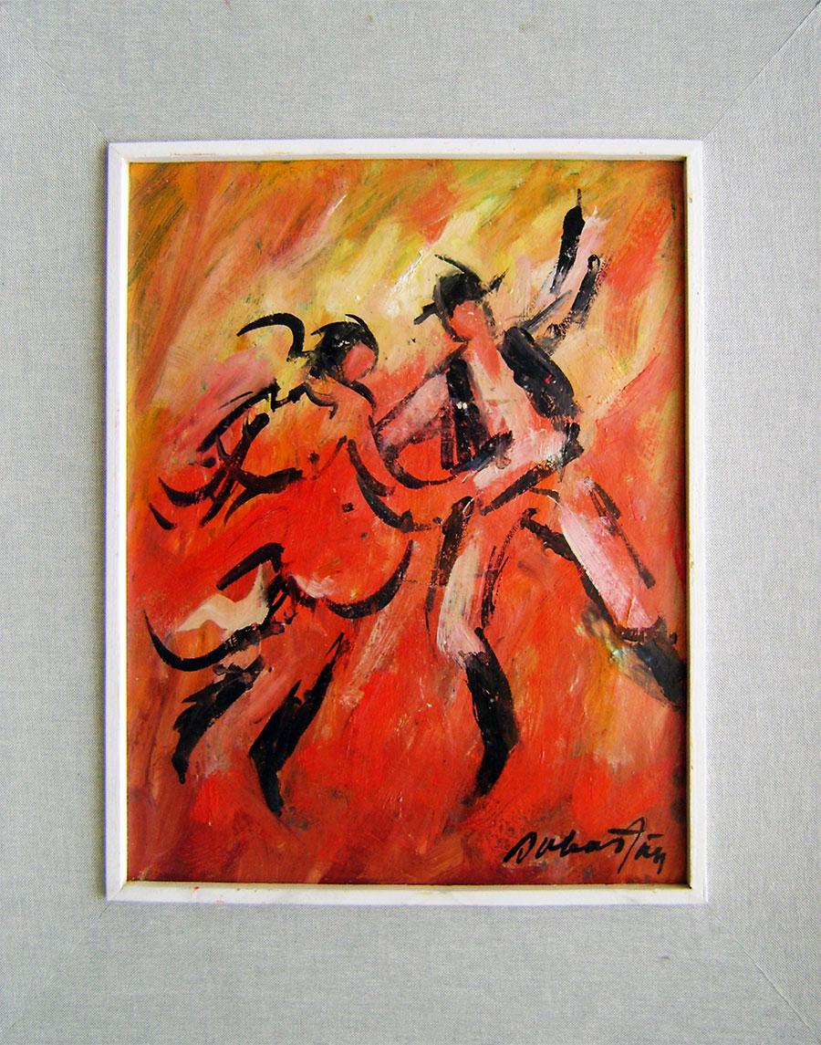 Ján Doboš - V tanci