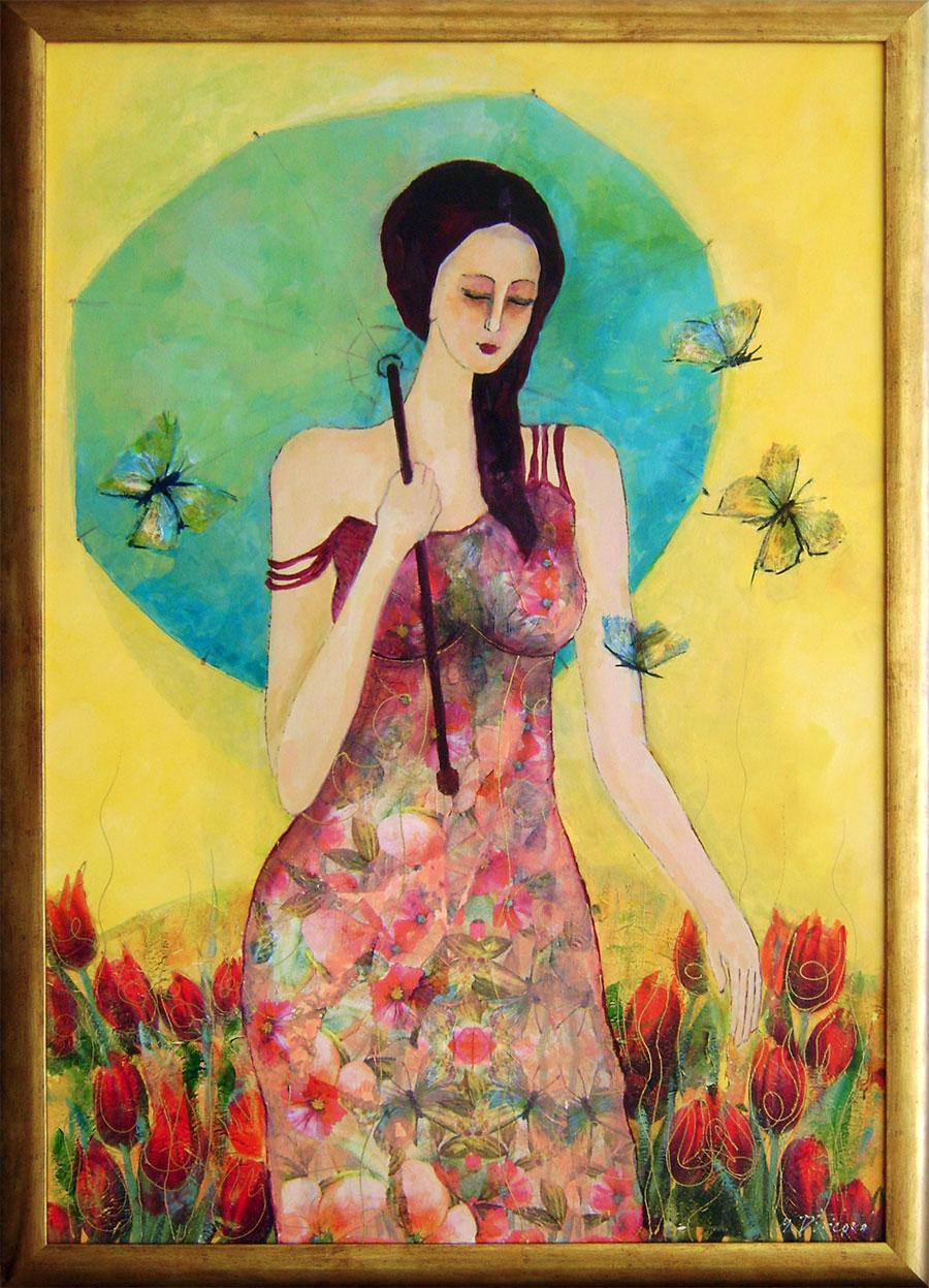 Milena Ďuricová - V záhrade snov