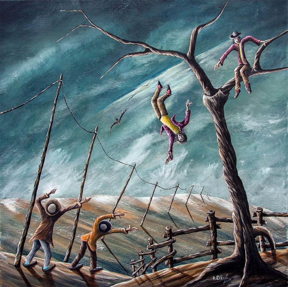 Rastislav Ekkert - Salto mortale
