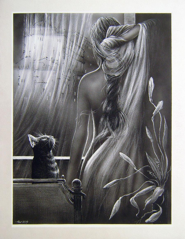 Valerij Gožij - Pri okne