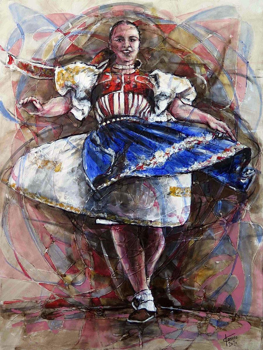Ľubomír Korenko - Pestré farby folklóru