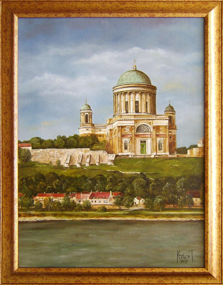Tibor Kovacs - Ostrihom, Bazilika