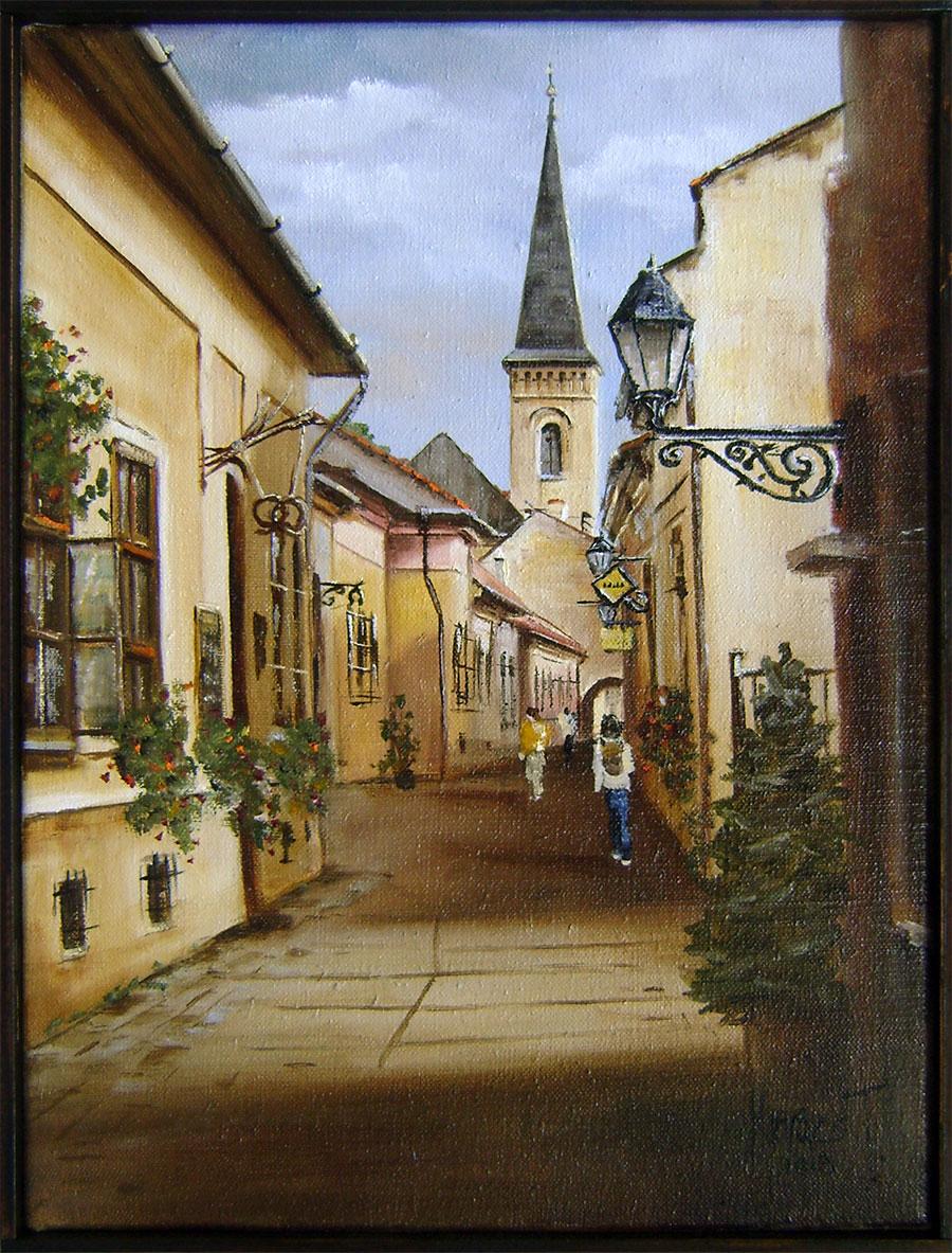 Tibor Kovacs - Hrnčiarska ulica