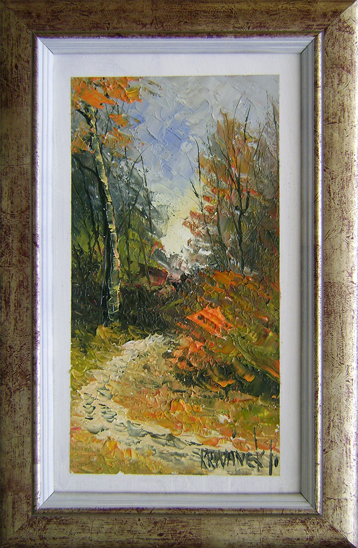 Jozef Krivánek - Jeseň v lese lll