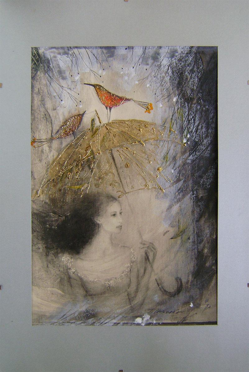 Tatiana Krivošová - Letný dážď