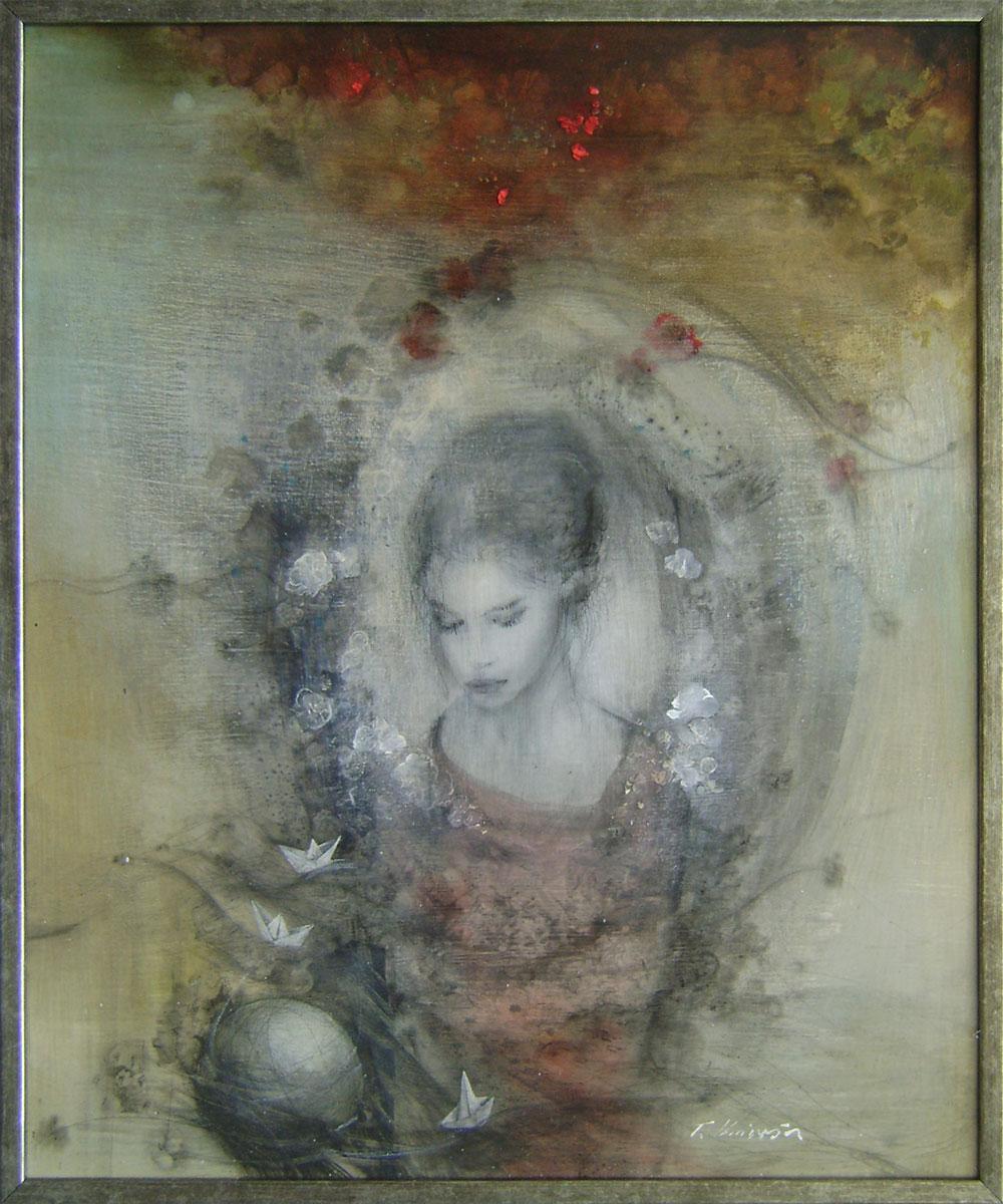 Tatiana Krivošová - Svet býva krásny, keď je vymyslený
