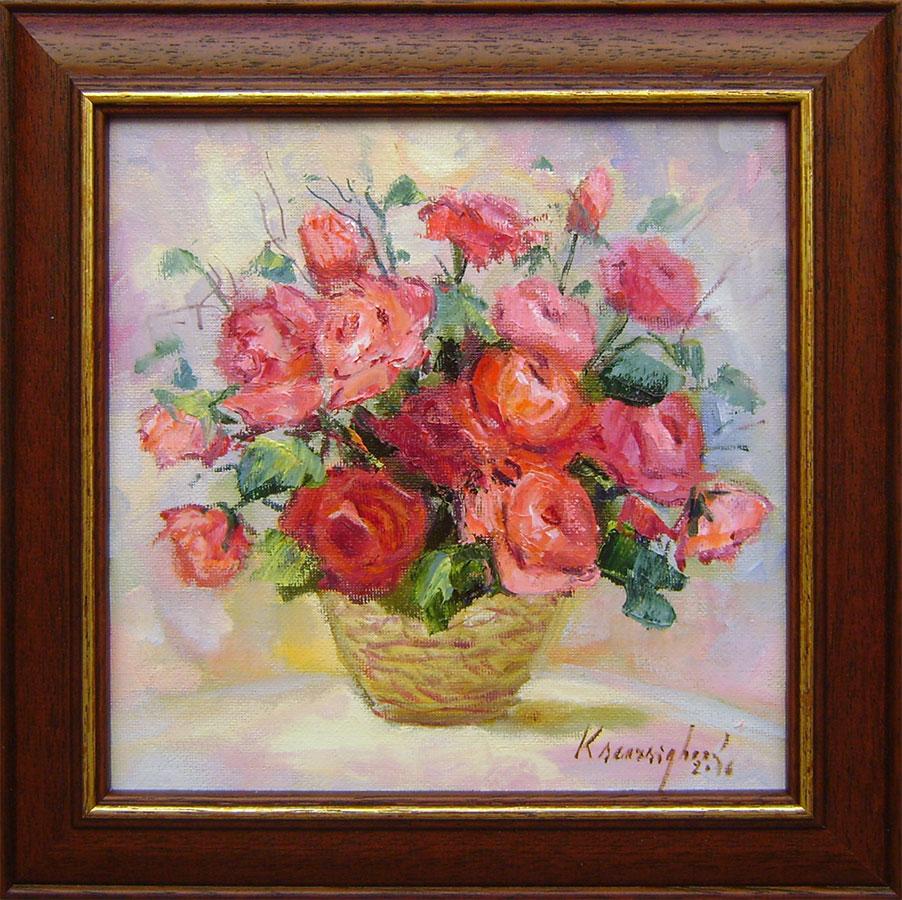 Emília Ksenzsighová - Červené ruže