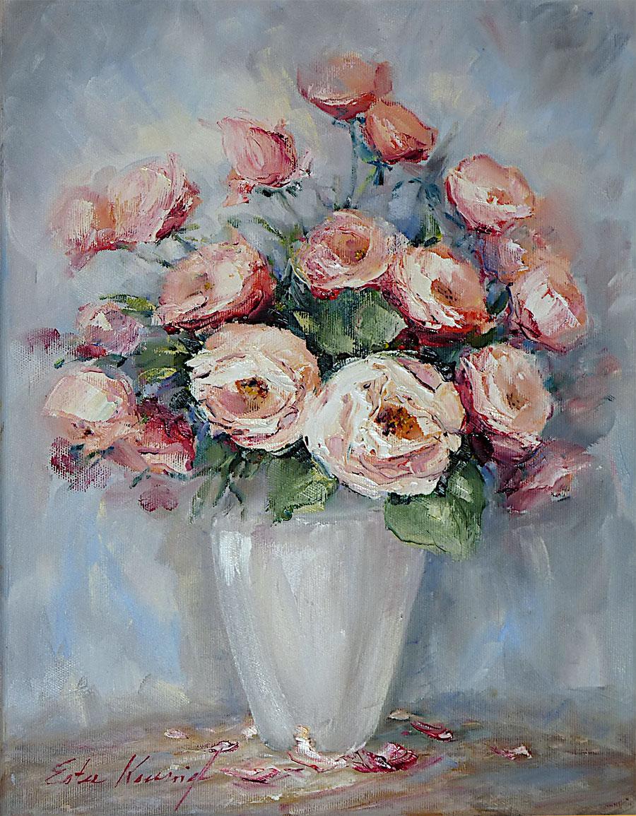 Ester Ksenzsigh - Sladké ruže l