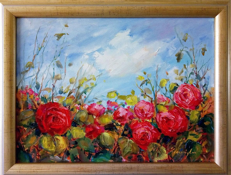 Emília Ksenzsighová - Ružičky kvitnú zas