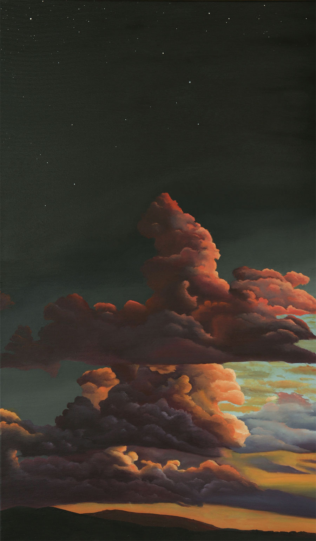 Martin Kuchta - Večerné mraky