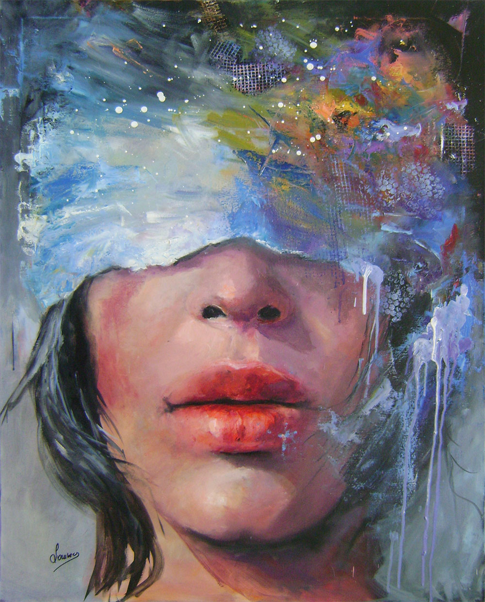 Ewa Lanrecz - Slepá láska