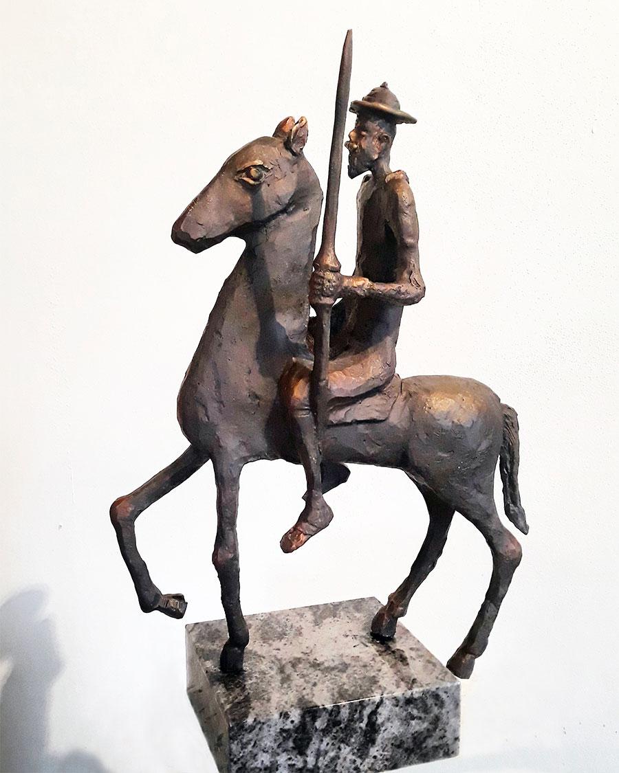 Ján Leško - Don Quijot ll