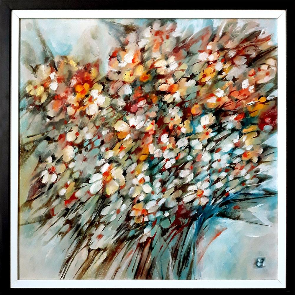 Eva Lešková - Kvety