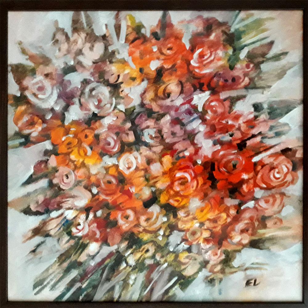 Eva Lešková - Ruže