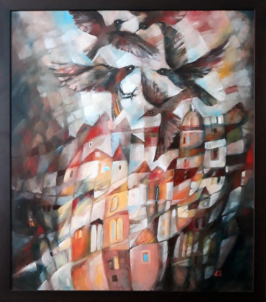 Eva Lešková - Vo vetre