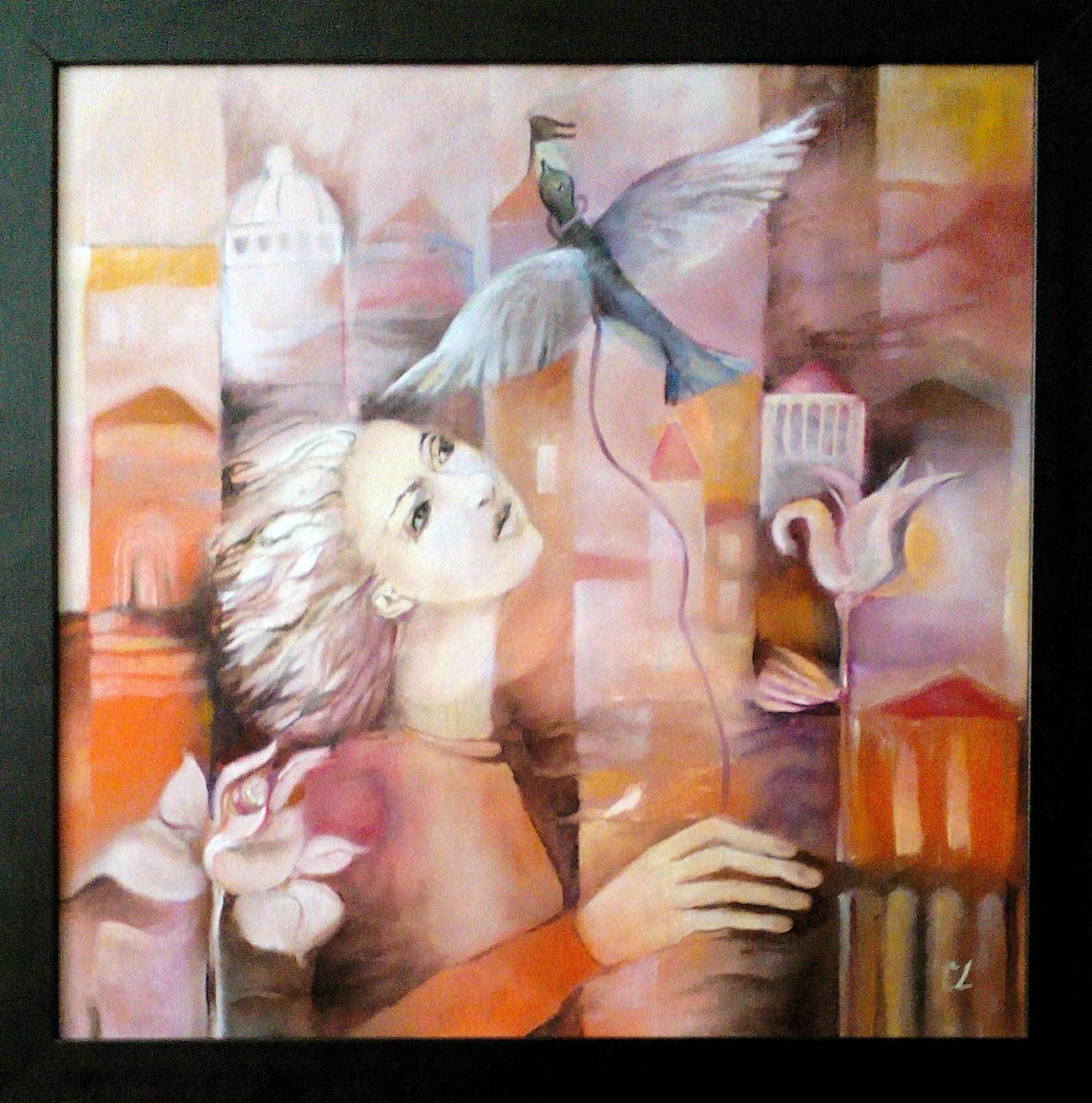 Eva Lešková - Vtáčik