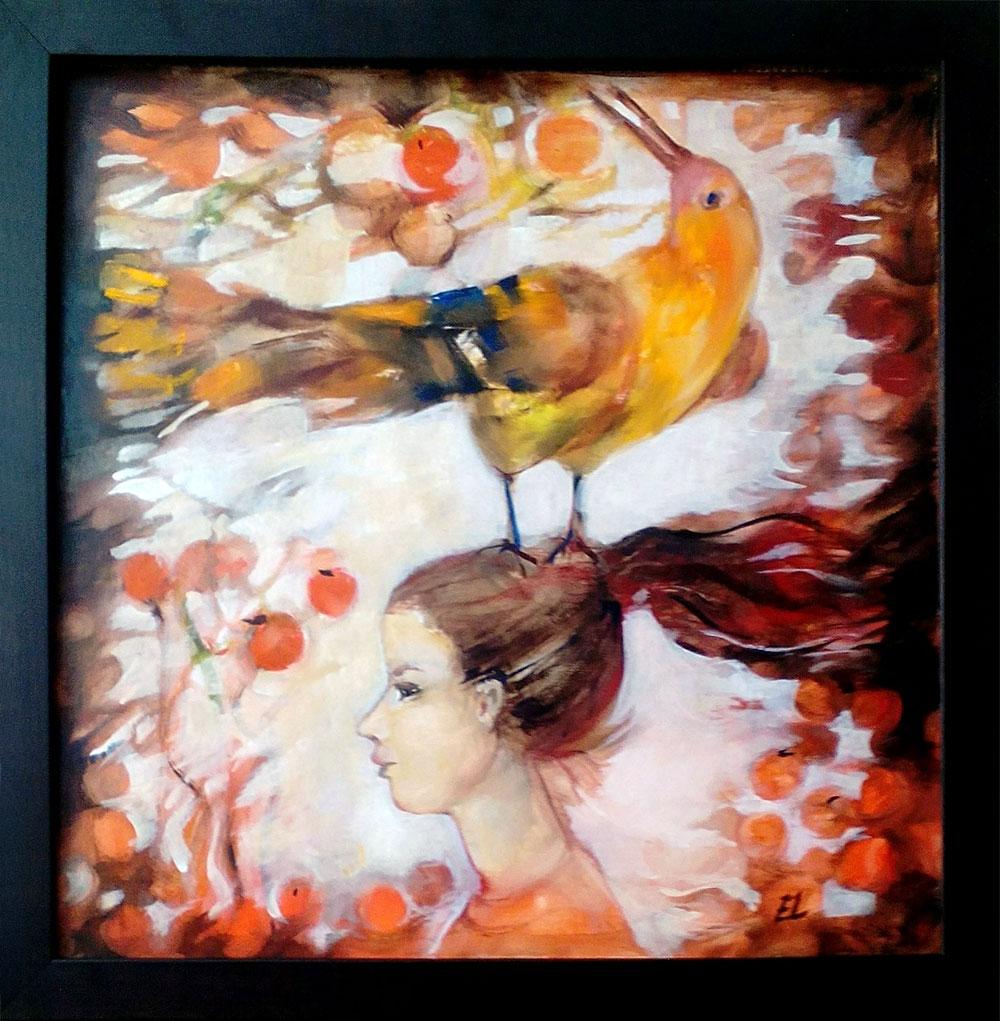 Eva Lešková - Vták