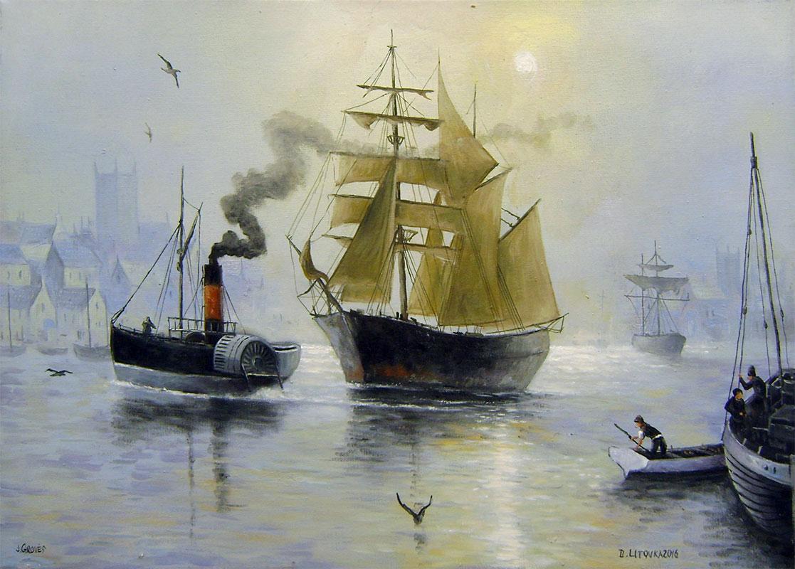 Dmitrij Litovka - V prístave