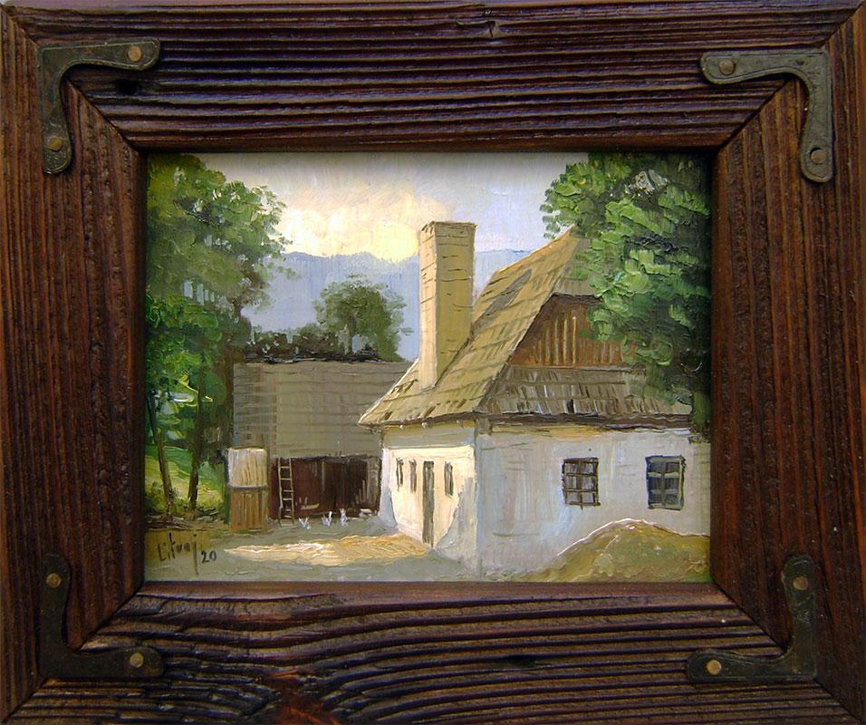 Ján Litvaj - Na dvore