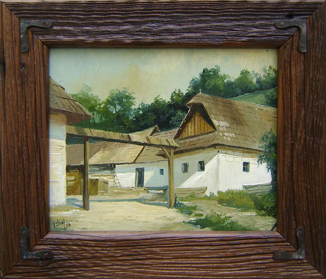 Ján Litvaj - Poníky