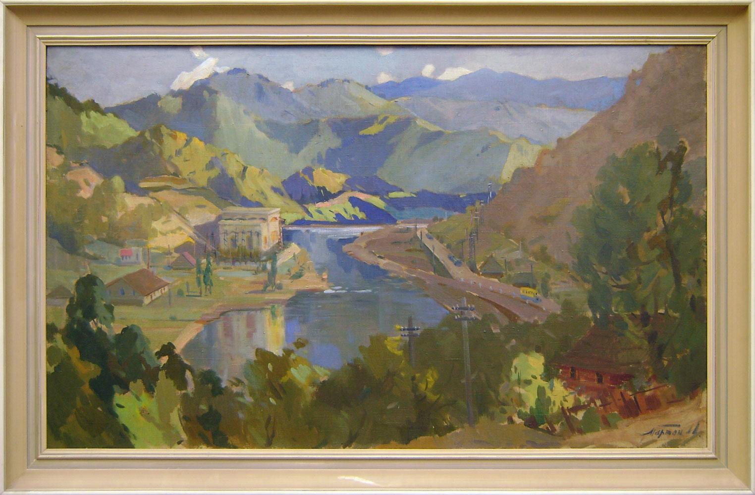 Adalbert Marton - Priehrada