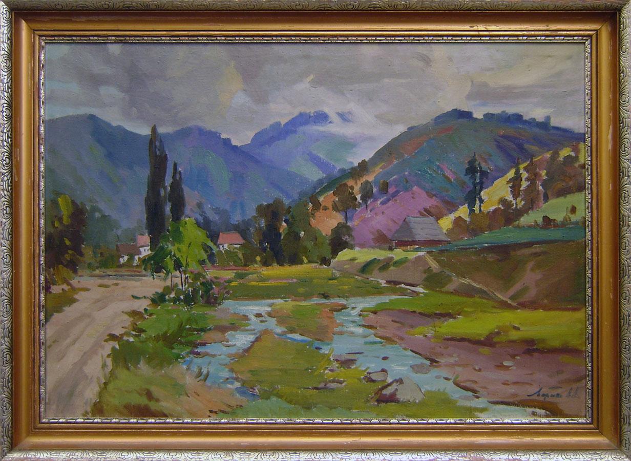 Adalbert Marton - Za dedinou