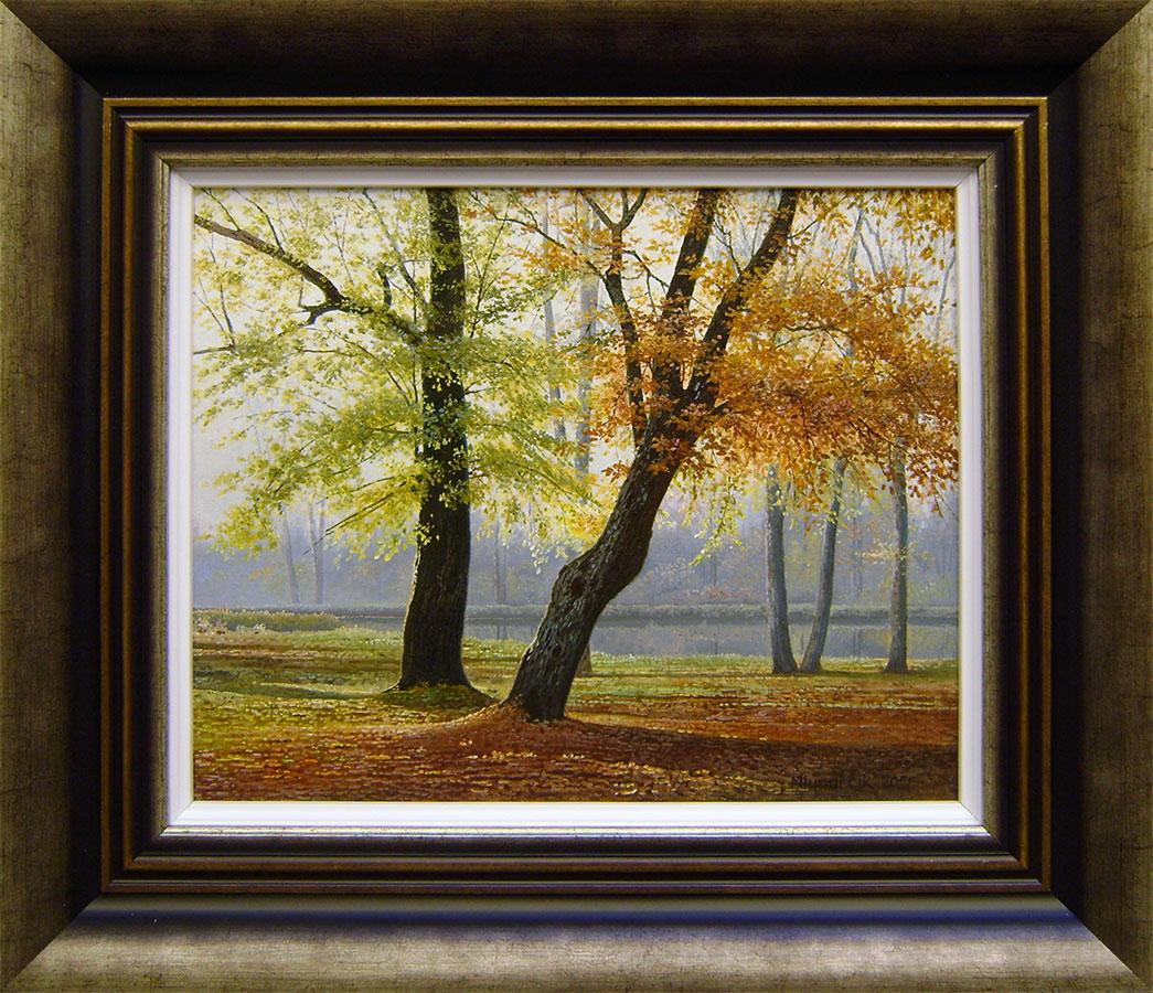 Emil Mlynárčik - Staré stromy