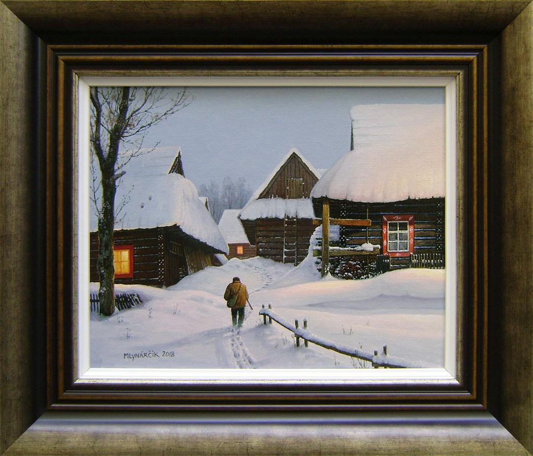 Emil Mlynárčik - Chodník domov