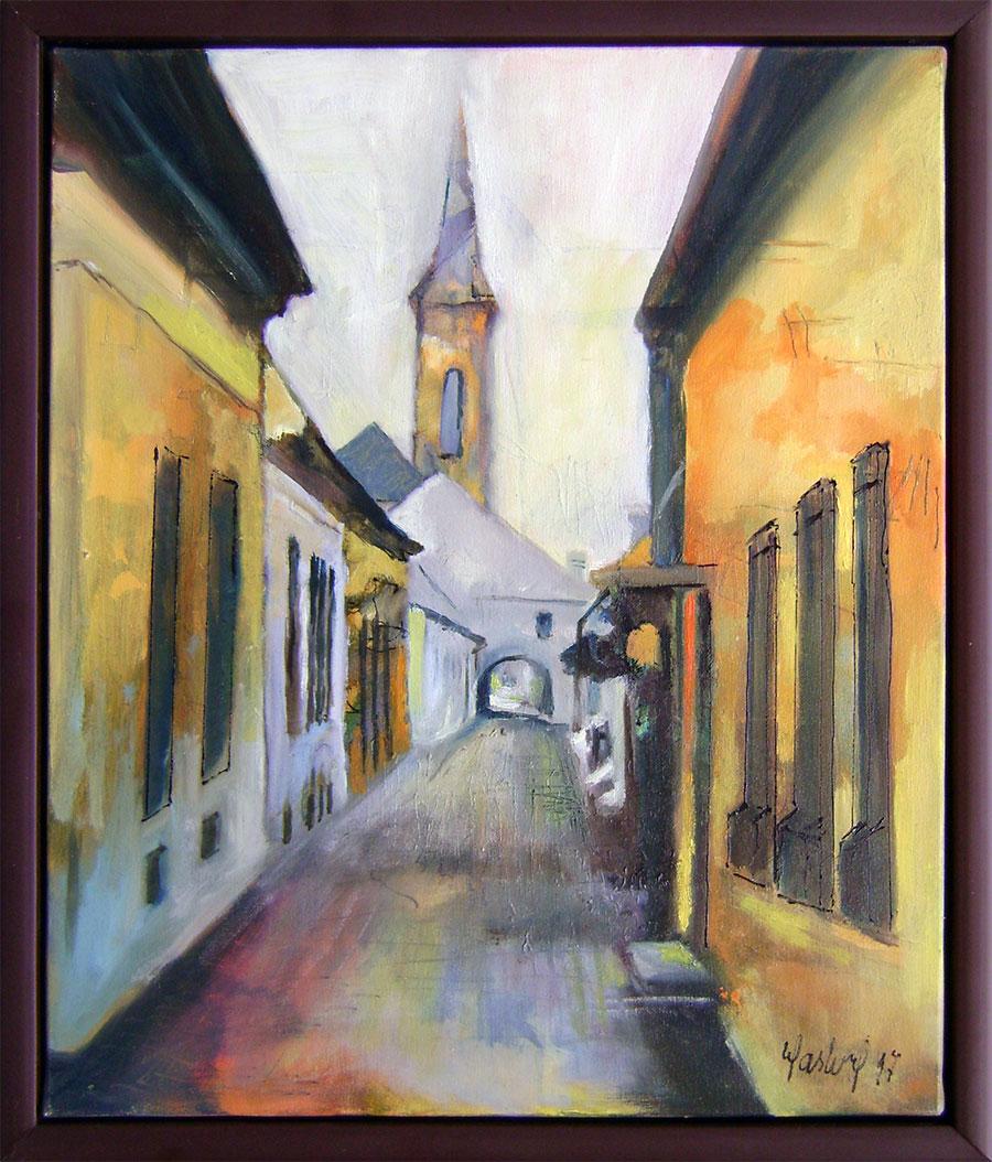 Štefan Pastor - Hrnčiarska ulica