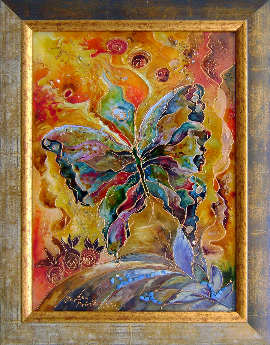 Daniela Petríková - Motýľ