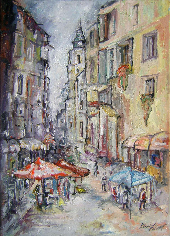 Daniela Petríková - Trhy v meste