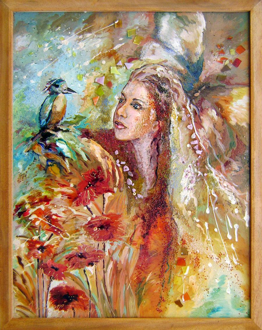 Daniela Petríková - S vtáčikom