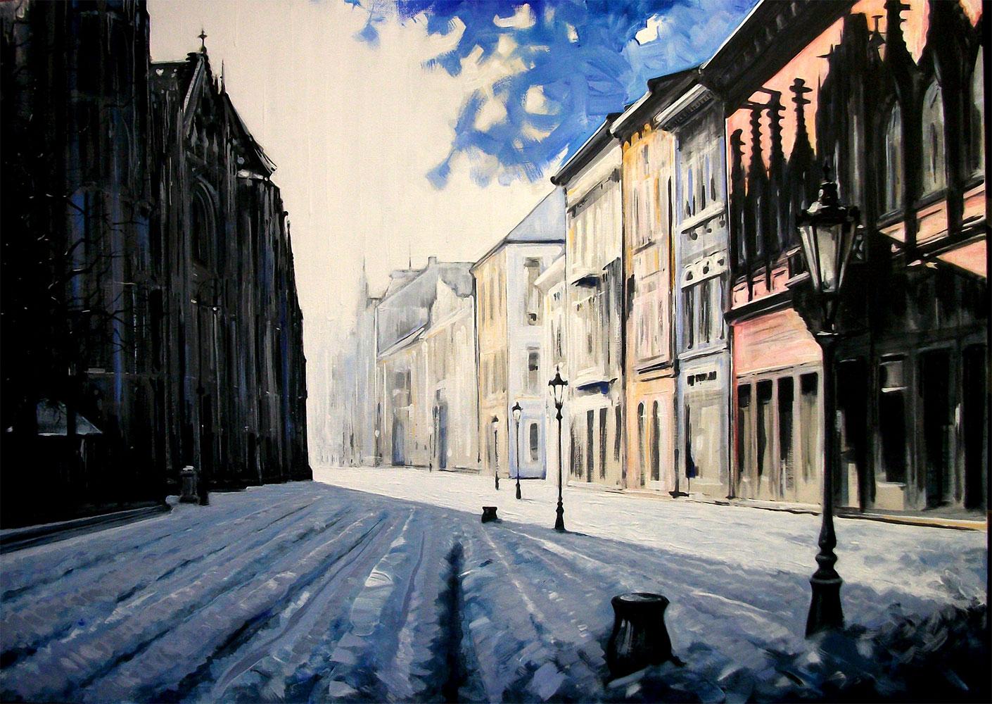 Milan Pučan - Zima na Hlavnej