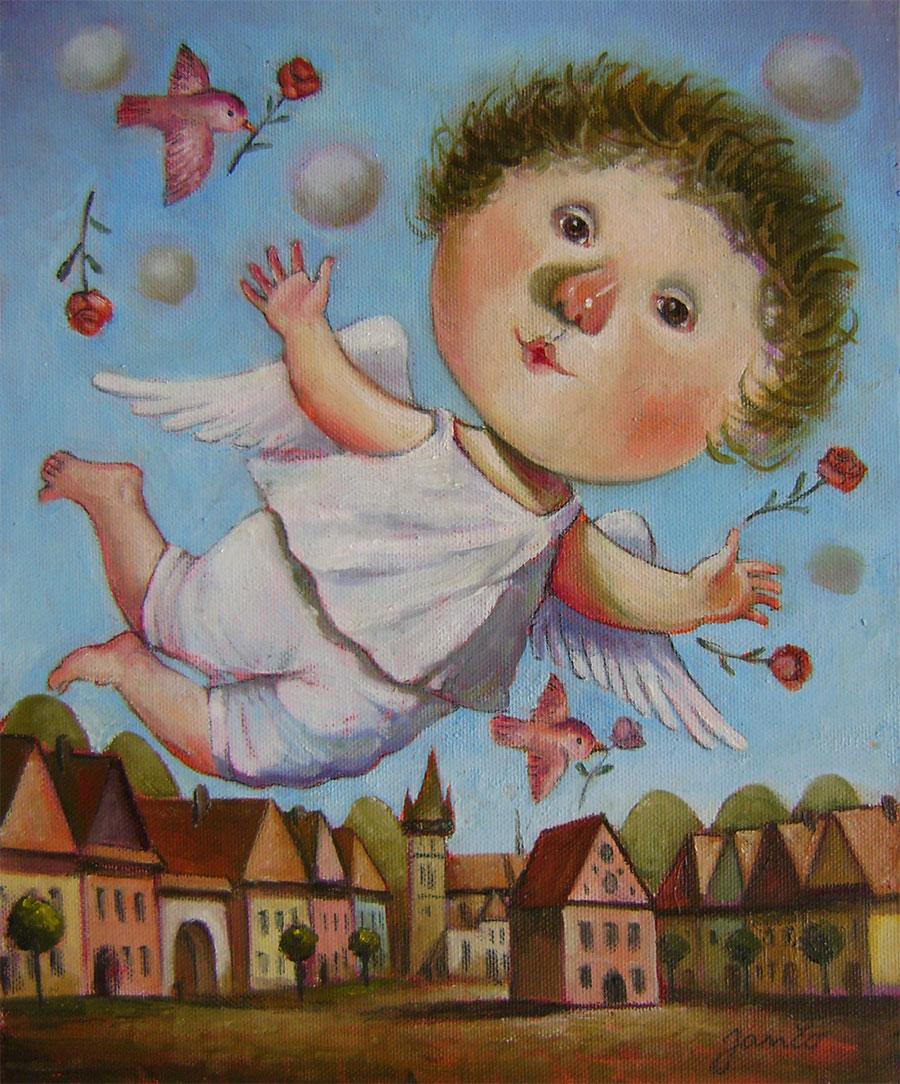 Ján Šoltés - Anjelik