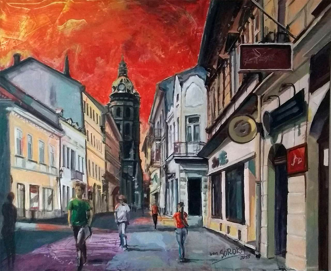 Ivan Soroka - Mlynská ulica