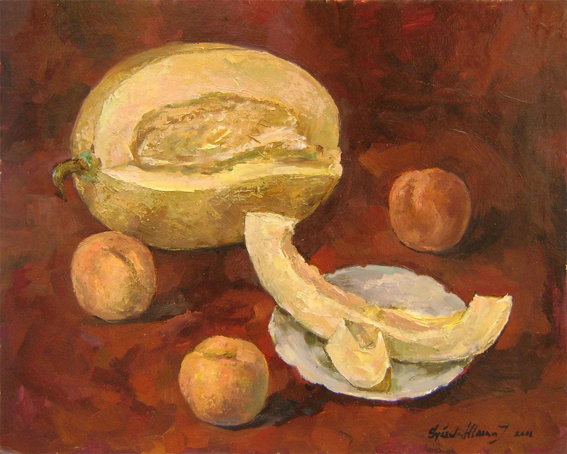 Jurij Syčov - Žltý melón