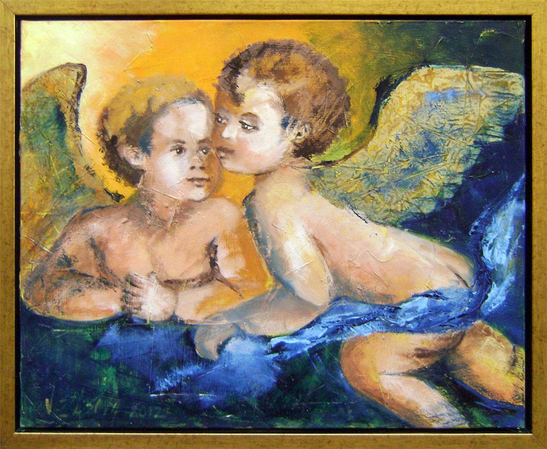 Viera Szabová - Anjeličku môj strážničku