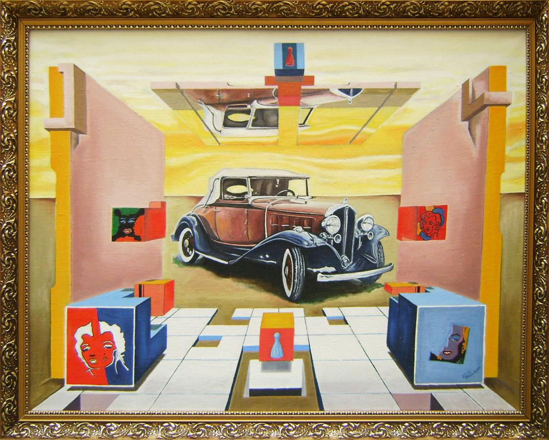 Imrich Tellinger - Zrkadlo