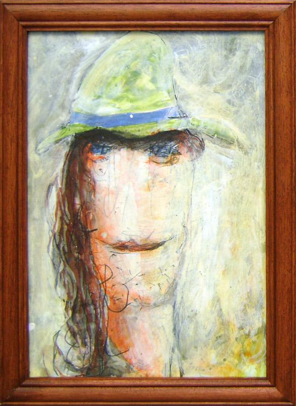 František Timko - Zelený klobúčik