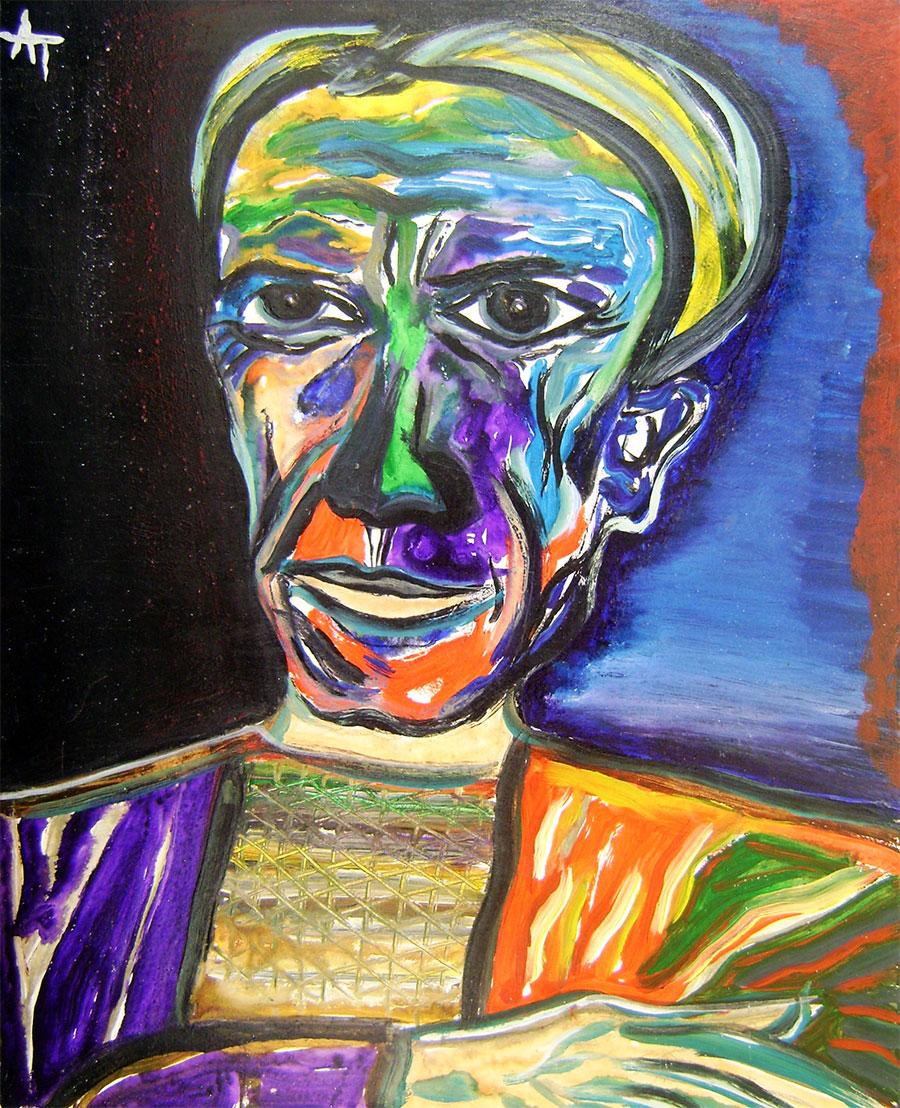Atila Tverďák - Picasso