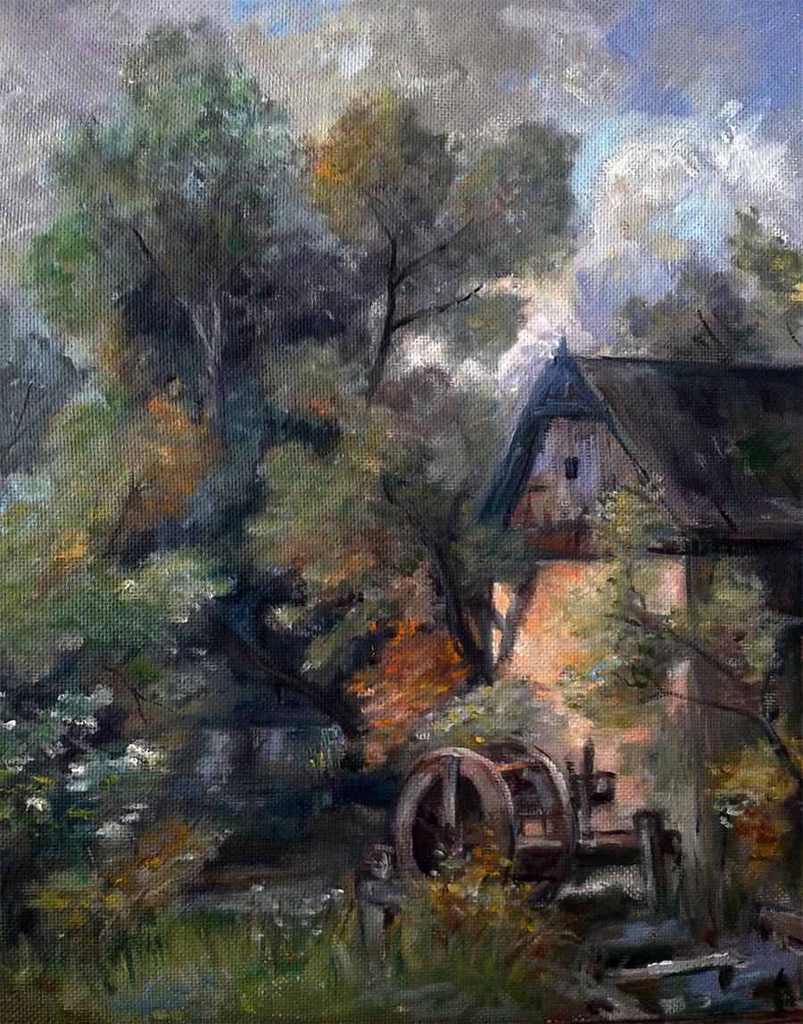 Ružena Velesová - Starý mlyn